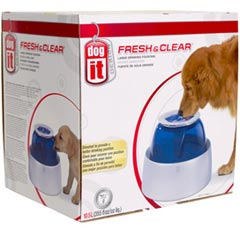 DOGIT Design Fresh & Clear Large Drinking Fountain