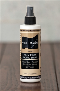 Dermafas Veterinary Wound Spray