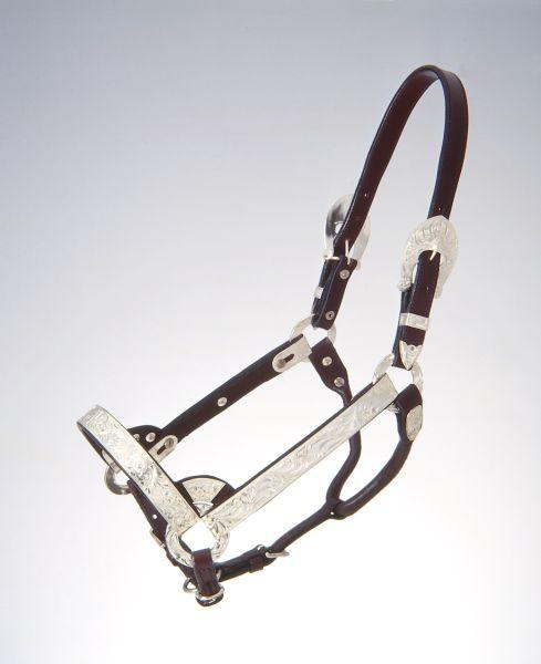 Royal King Silver Show Halter