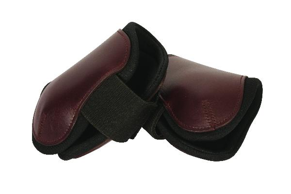 Crosby Leather Fetlock Hampa Style Boot With Neoprene Lining