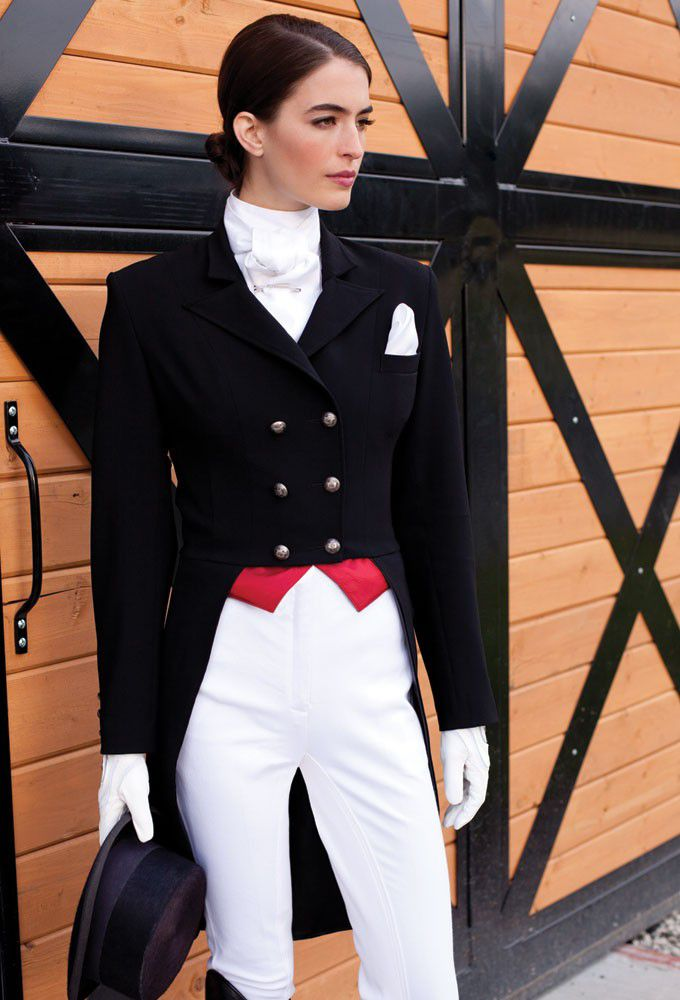 Asmar Ladies Dressage Tail Coat