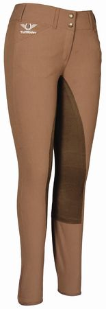 1824 Tuffrider Ladies Piaffe Plus Size Full Seat Riding Breeches