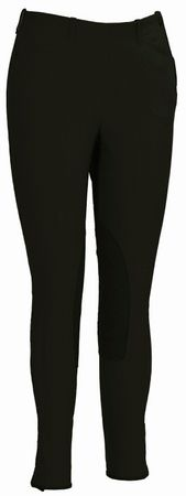 TuffRider Ladies Plus Size Low Rise Schooling Show Circuit Riding Breech