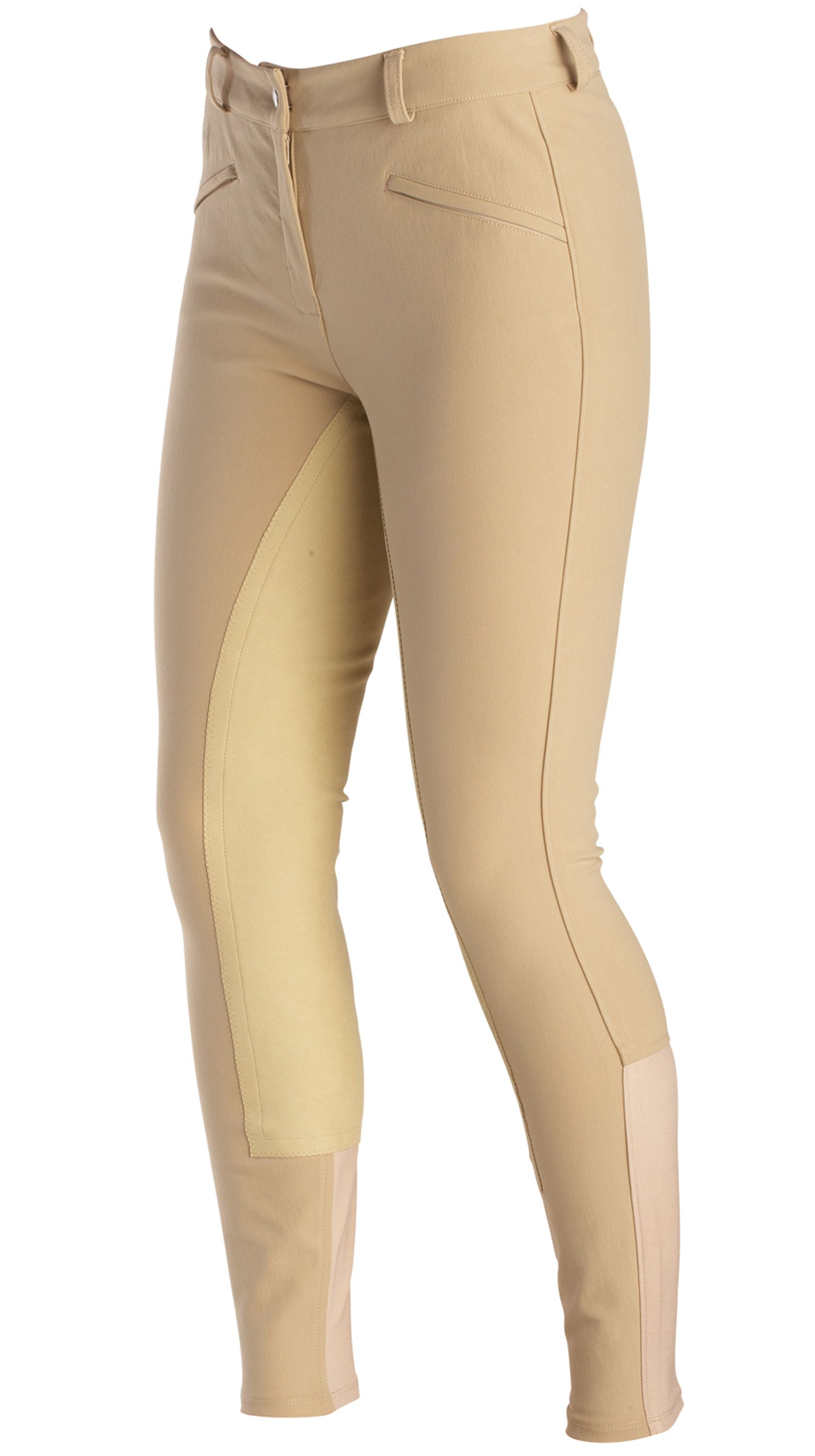 Ariat Ladies Performer Full Seat Breeches -Navy/36 Regular