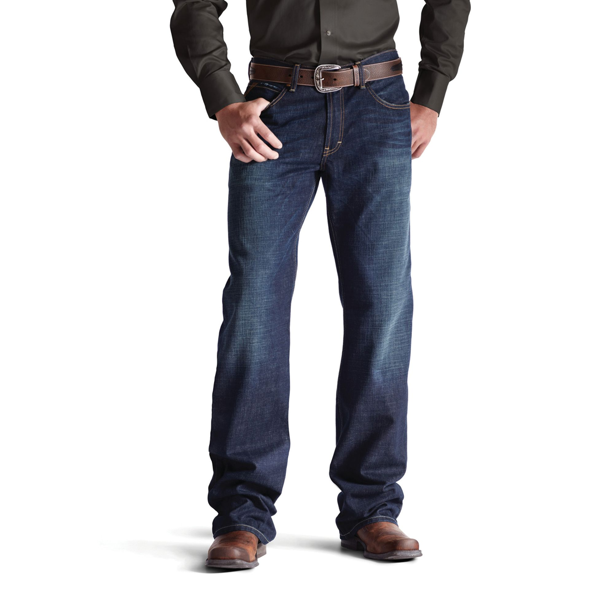 Ariat M4 Low Rise Jeans - Mens