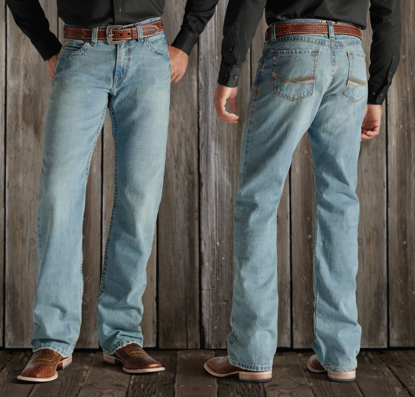 Ariat M4 Low Rise Jeans -Mens