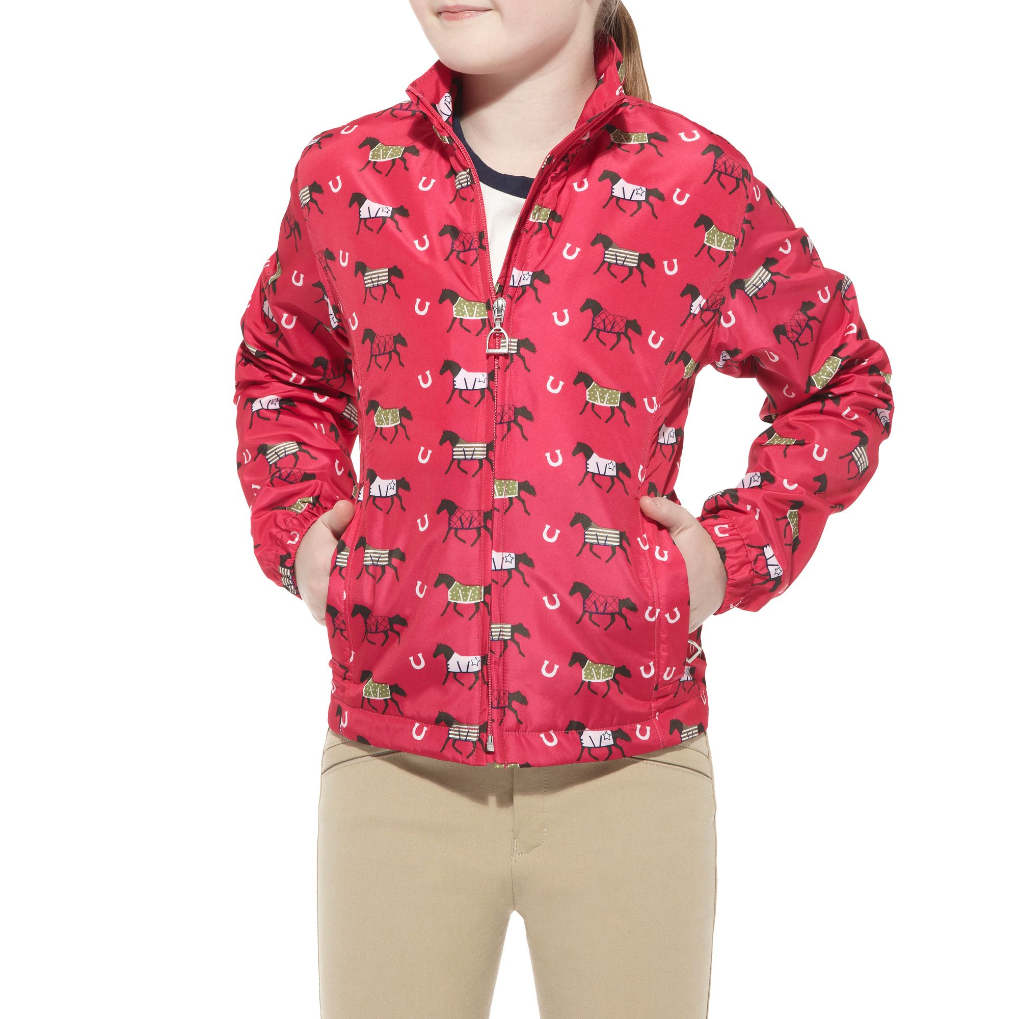 Ariat Laurel Jacket - Girls, Multi