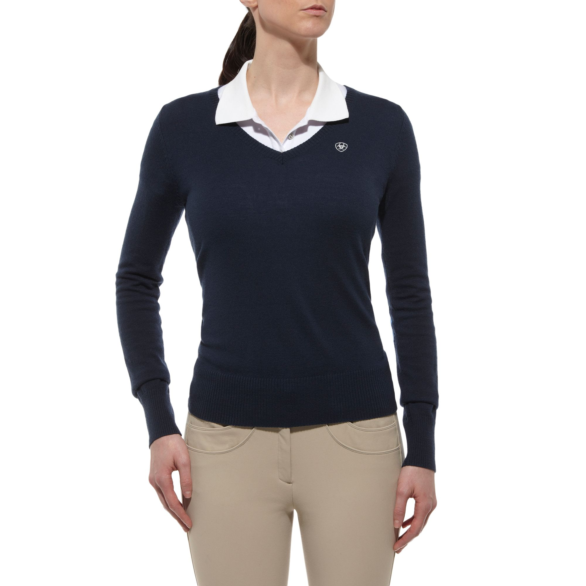 Ariat Arena Sweater - Ladies, Navy