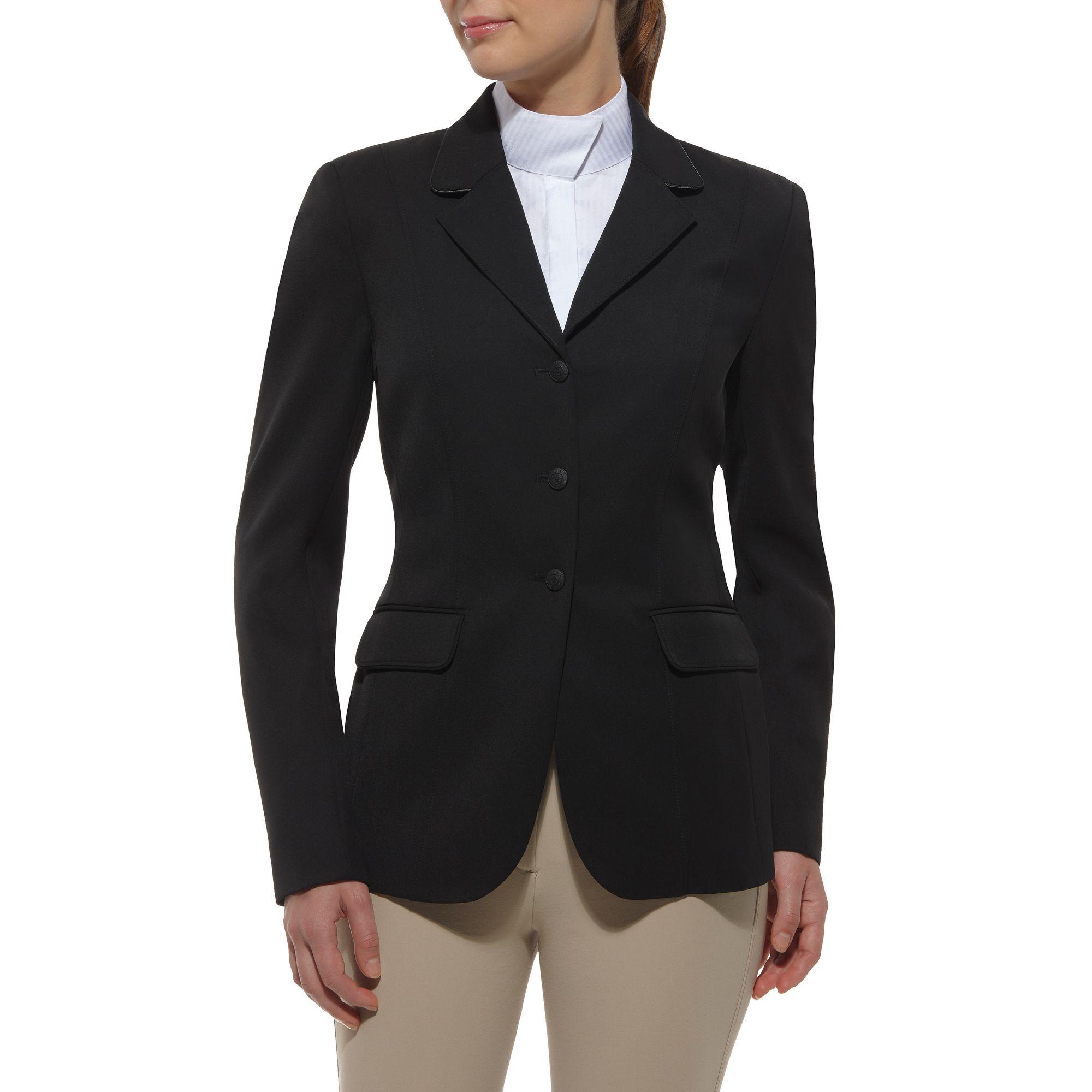 Ariat Heritage Cross Over Coat - Ladies, Black