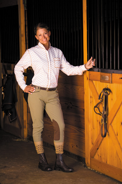 Equine Couture Tuscany Show Breeches Ladies