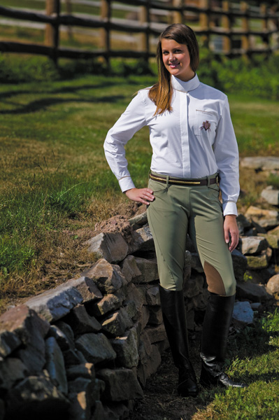 Equine Couture Nottingham Show Shirt Ladies