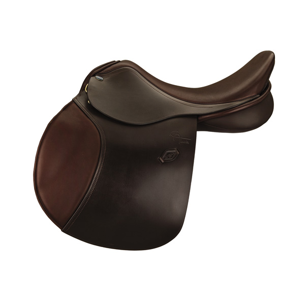 Henri de Rivel Cesar Almeida Jumping Saddle(Flocked)