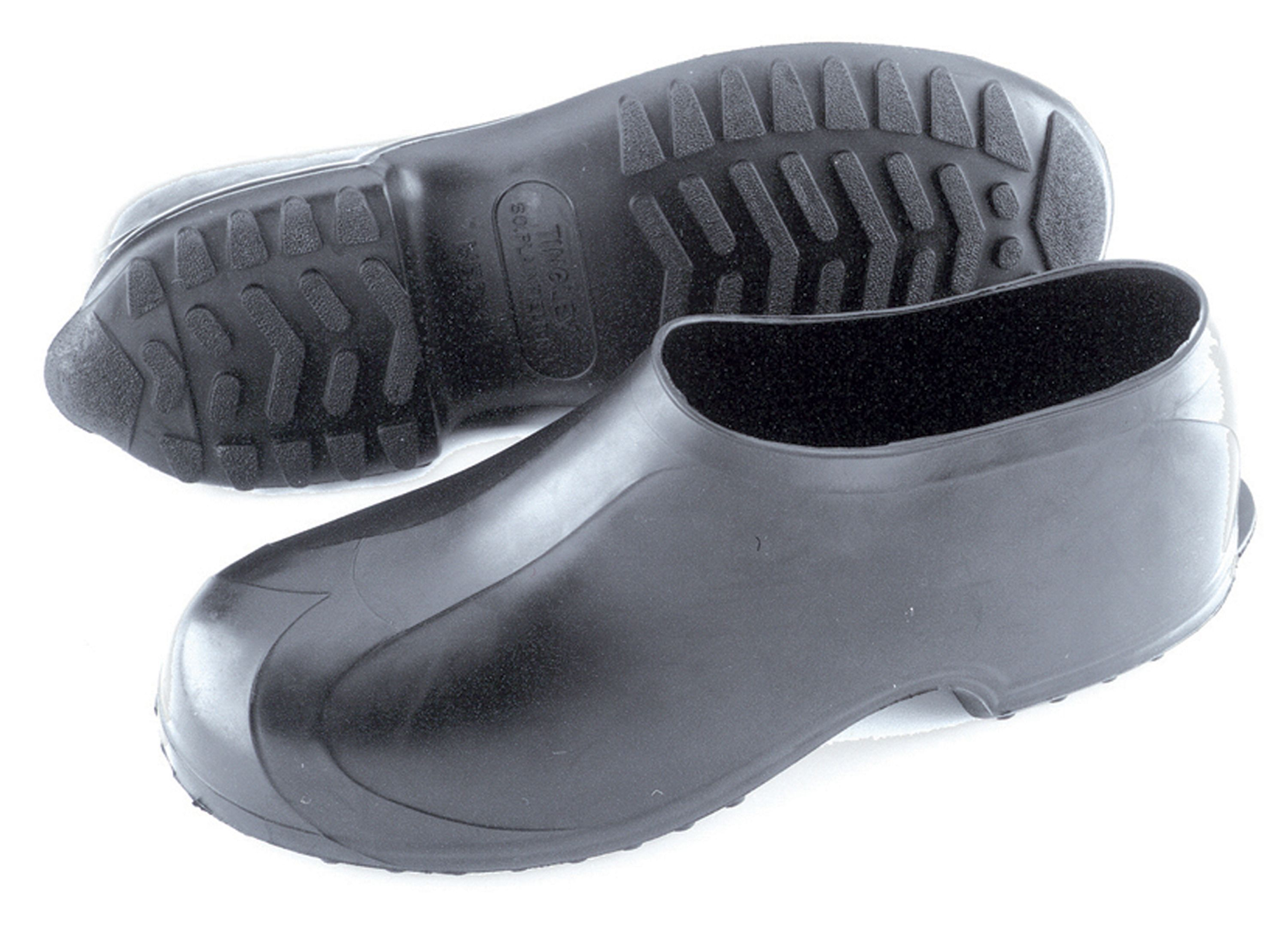 Tingley Mens Work Rubber Hi-Top Overshoe