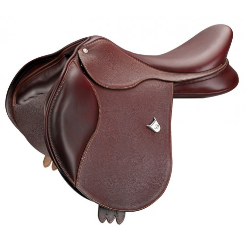 NEW 2012 Bates Elevation Next Generation Flocked Saddle