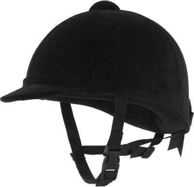 Charles Owen The Rider Riding Helmet