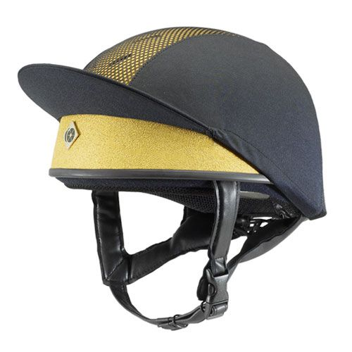 Charles Owen Pro Racing II Skull Helmet