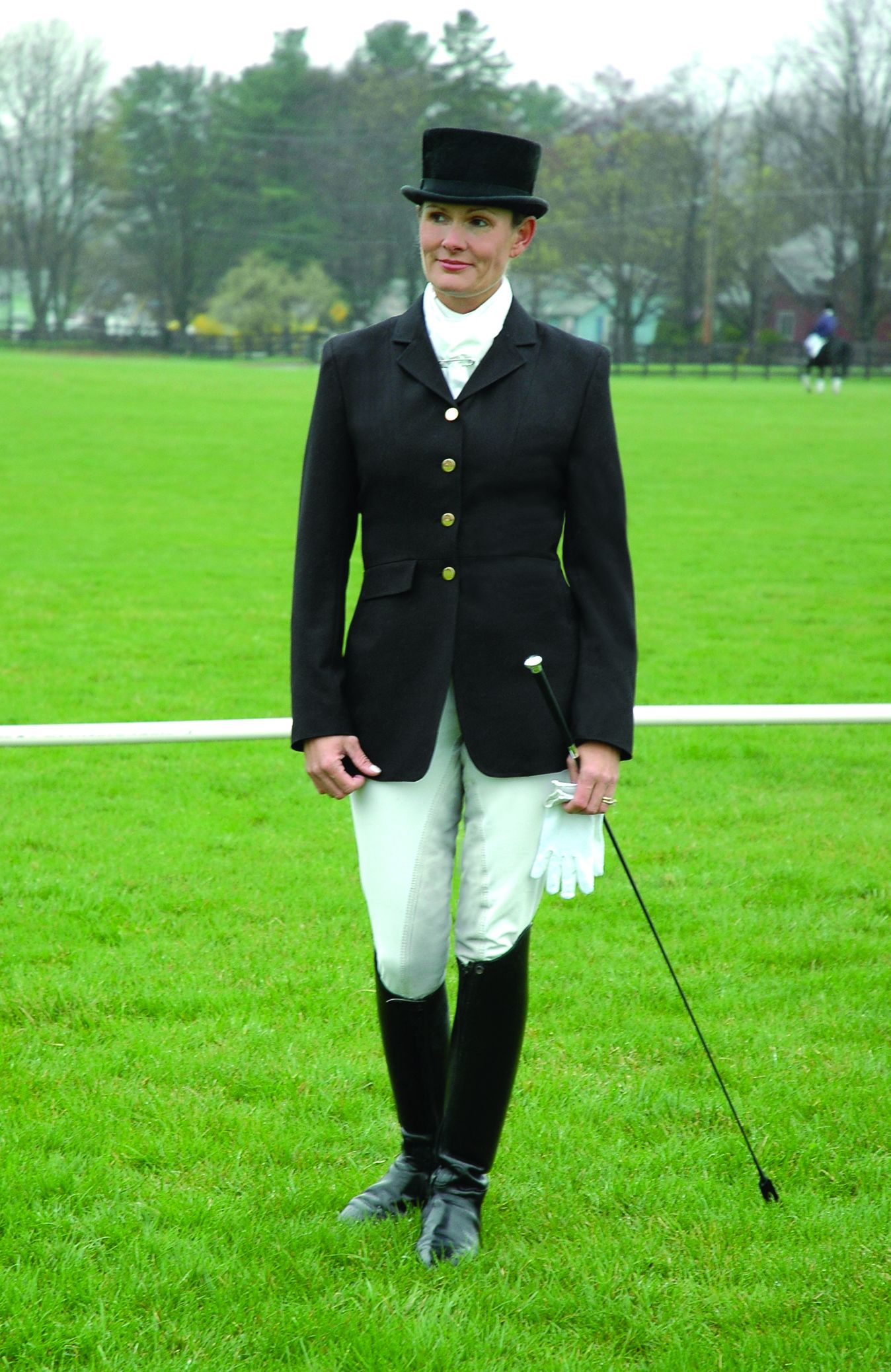 Ovation Ladies Wool Dressage Show Coat