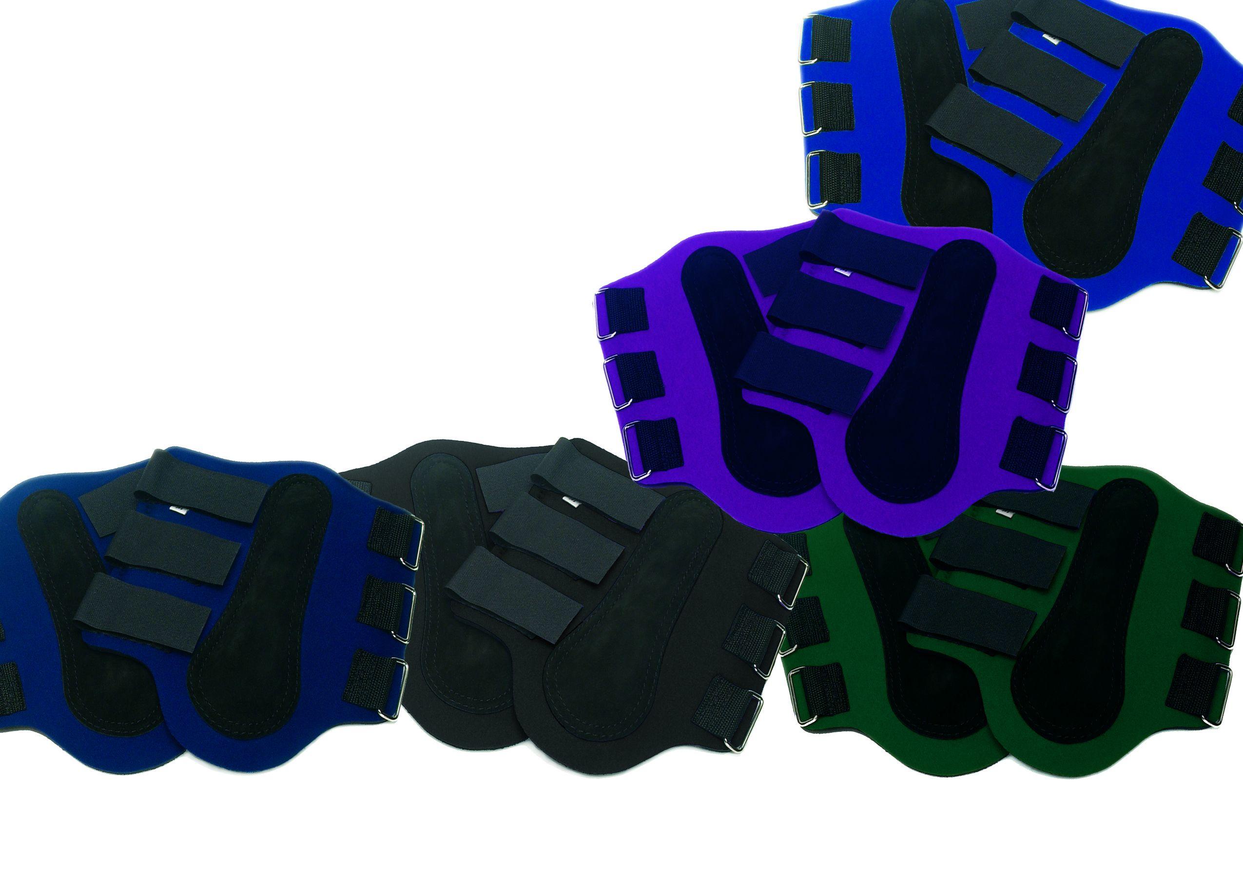Centaur Equi-Star Neoprene Splint Boots