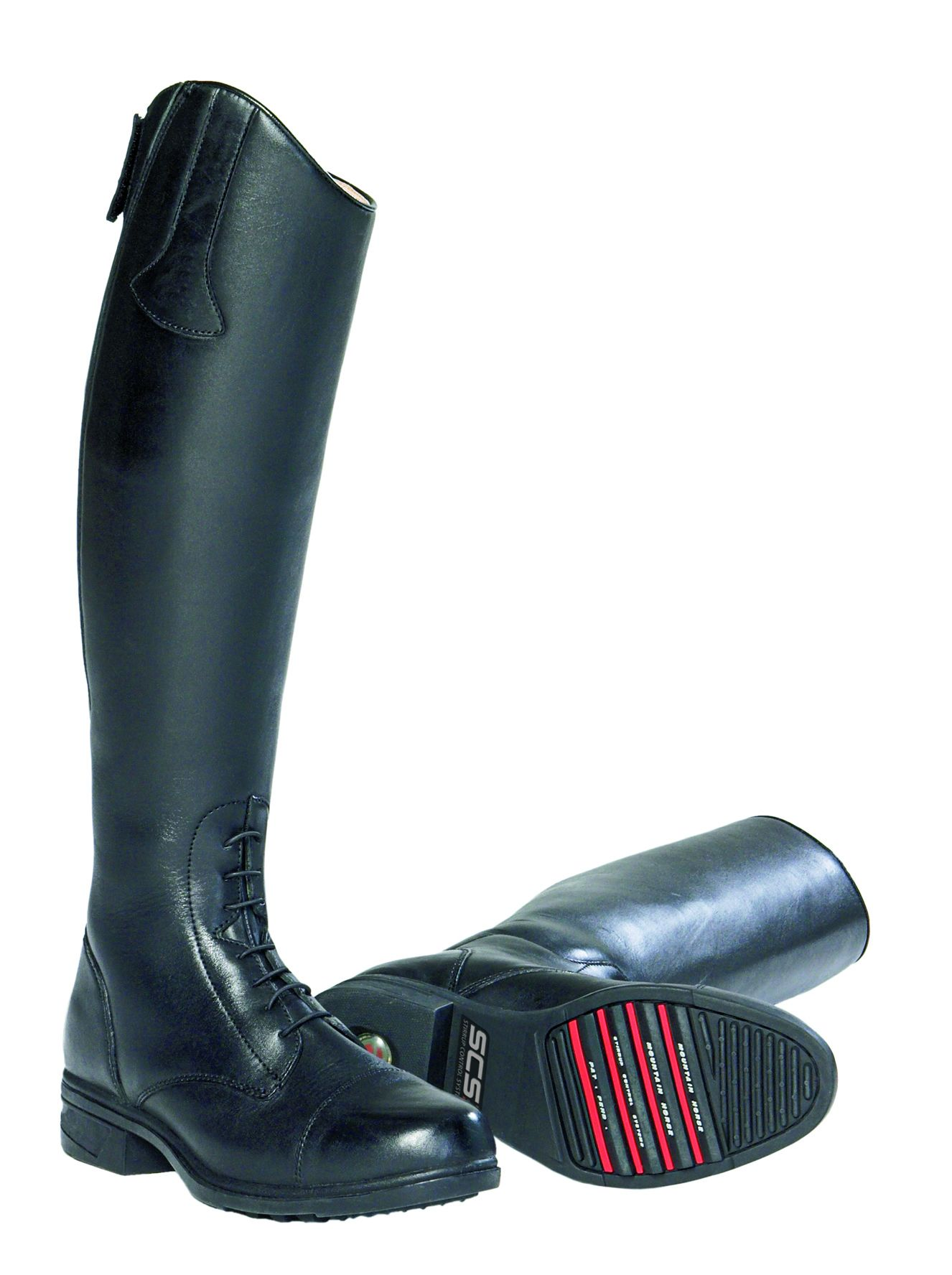 Mountain Horse Ladies Richmond High Rider Field Boots