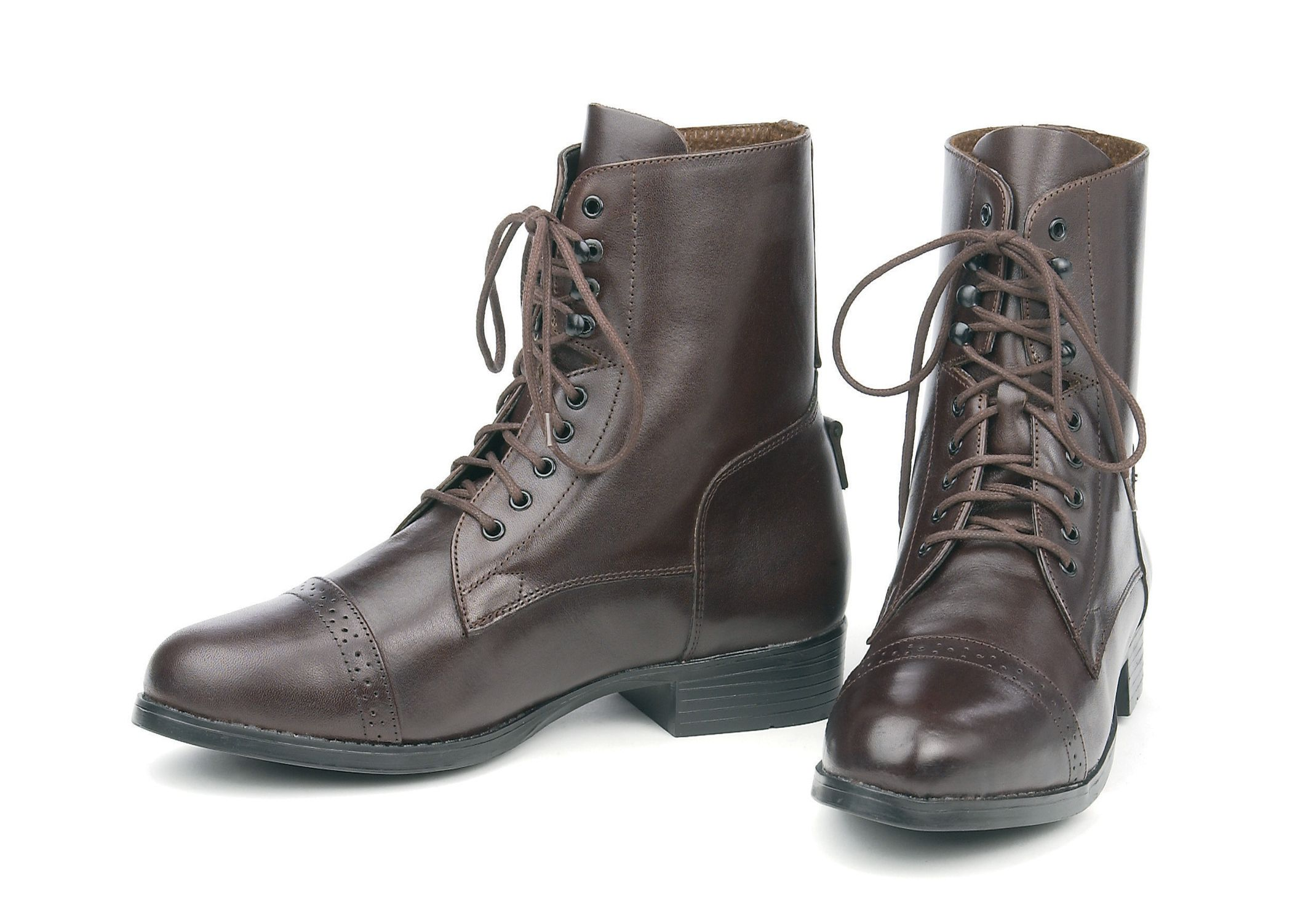 Ovation Ladies Sport Laced Paddock Boots
