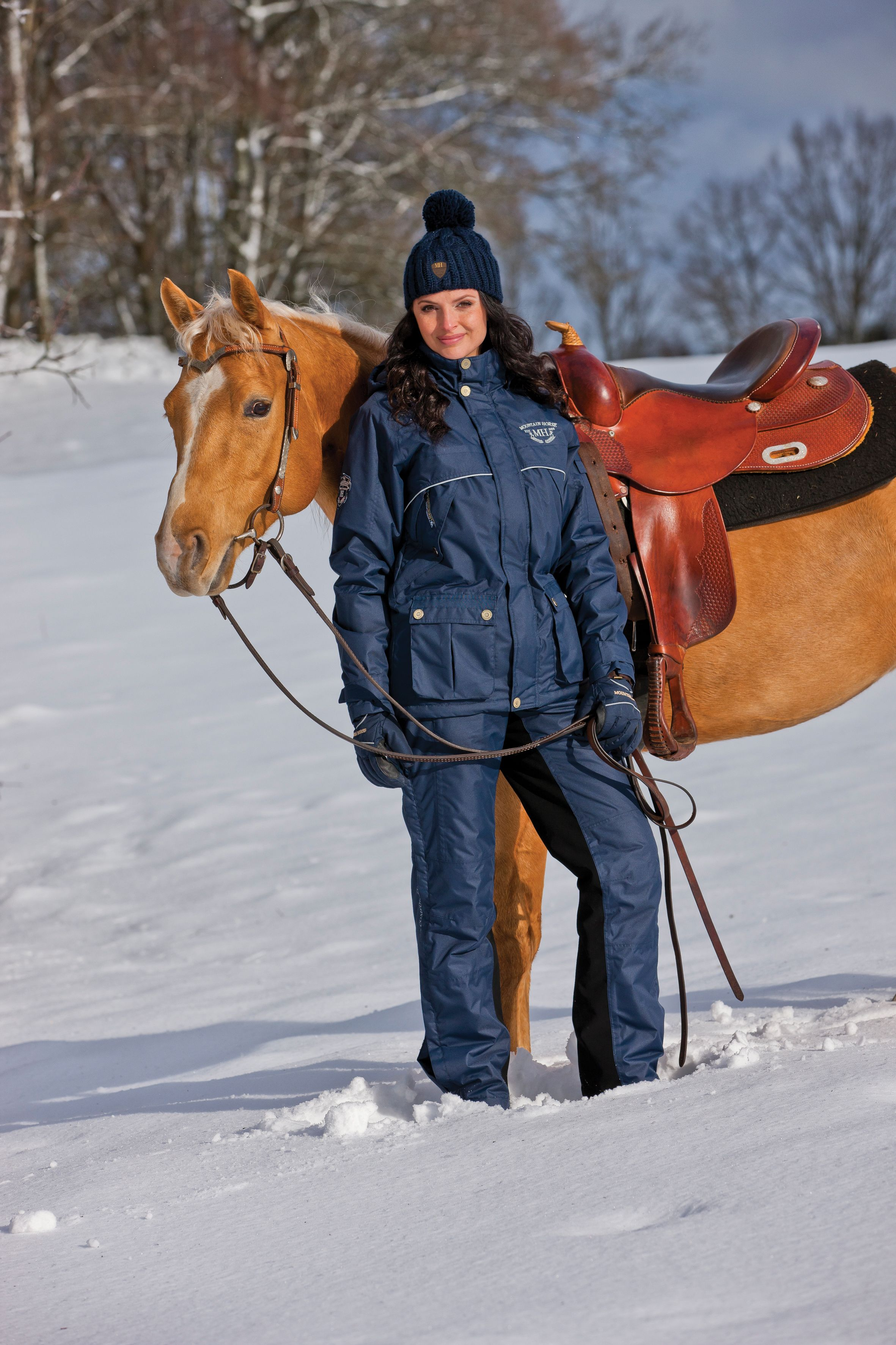 Mountain Horse Rider Jacket - Unisex