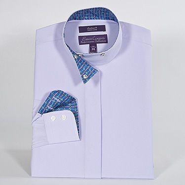 Essex Classics Ladies Nips Toledo Wrap Collar Show Shirt