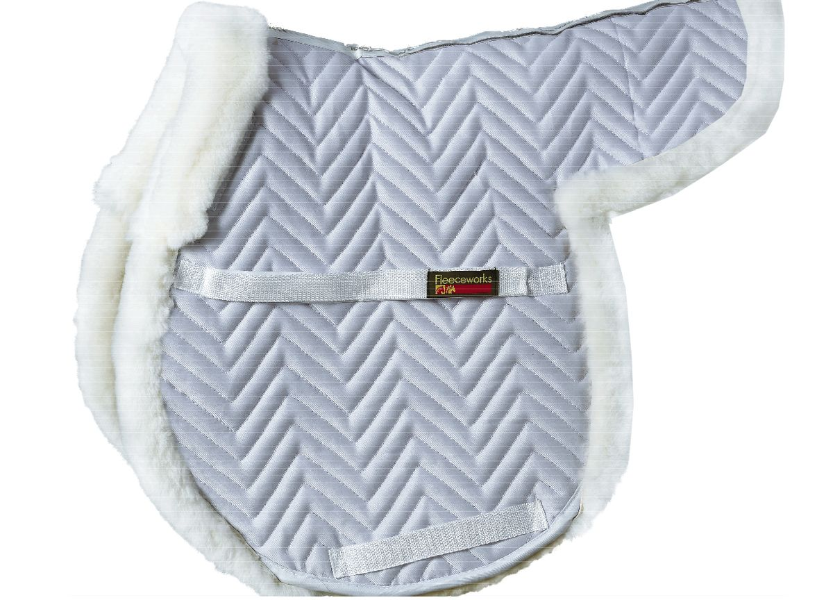 Fleeceworks Showhunter Saddle Pad