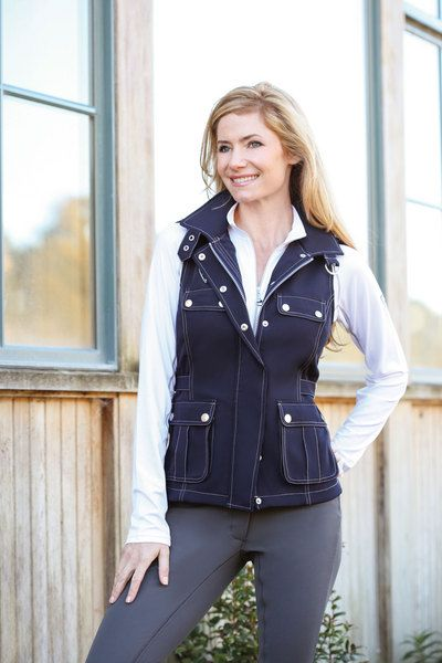 Goode Rider Technical Vest - Ladies