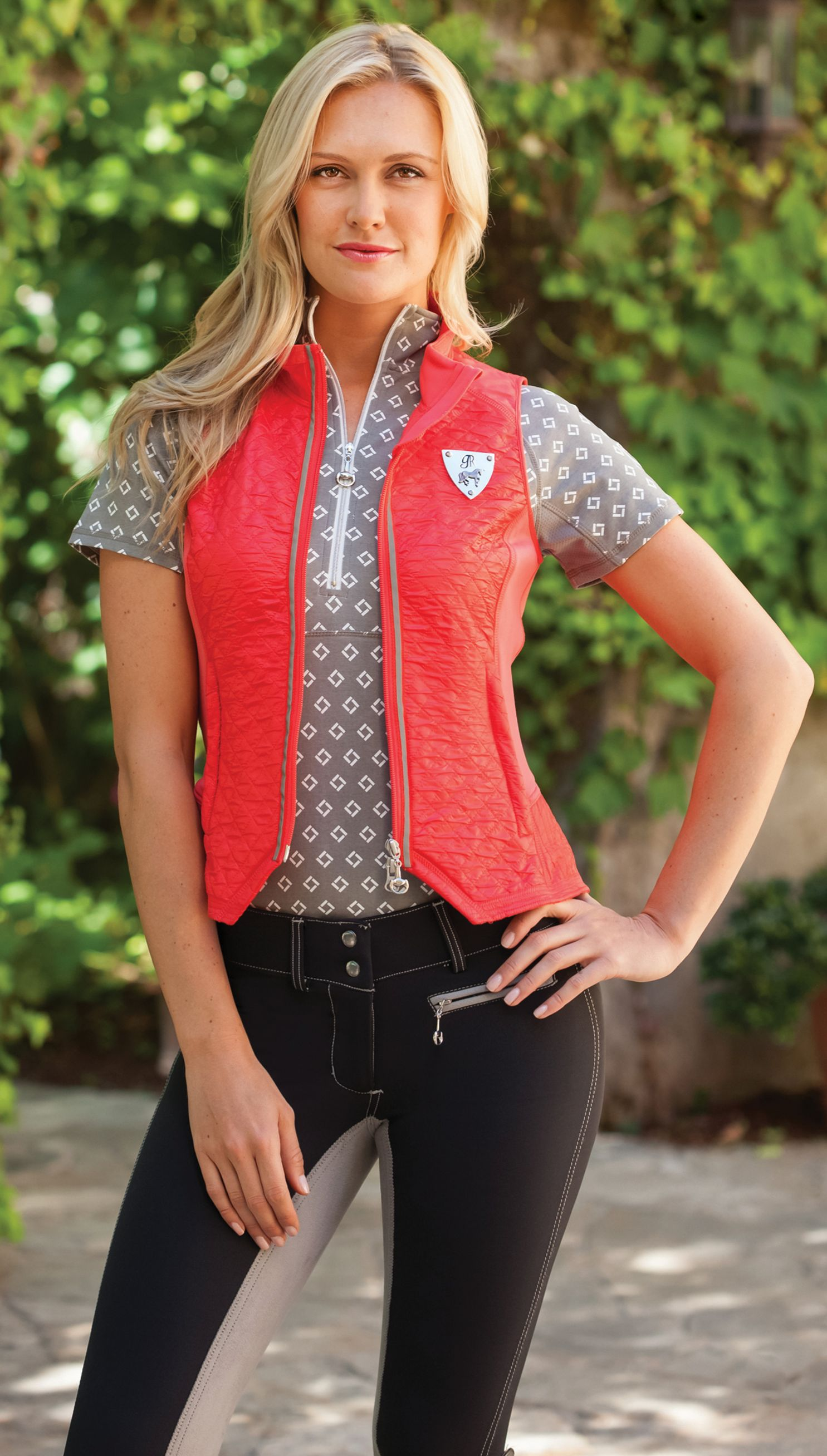 Goode Rider Athletic Vest - Ladies