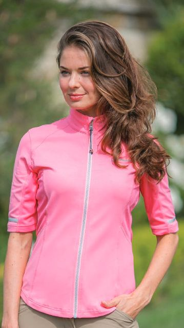Goode Rider Sportek Jacket - Ladies