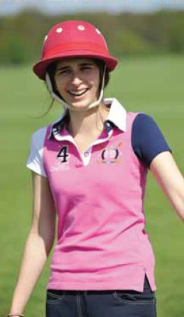 Newmarket Esme Polo Shirt - Ladies