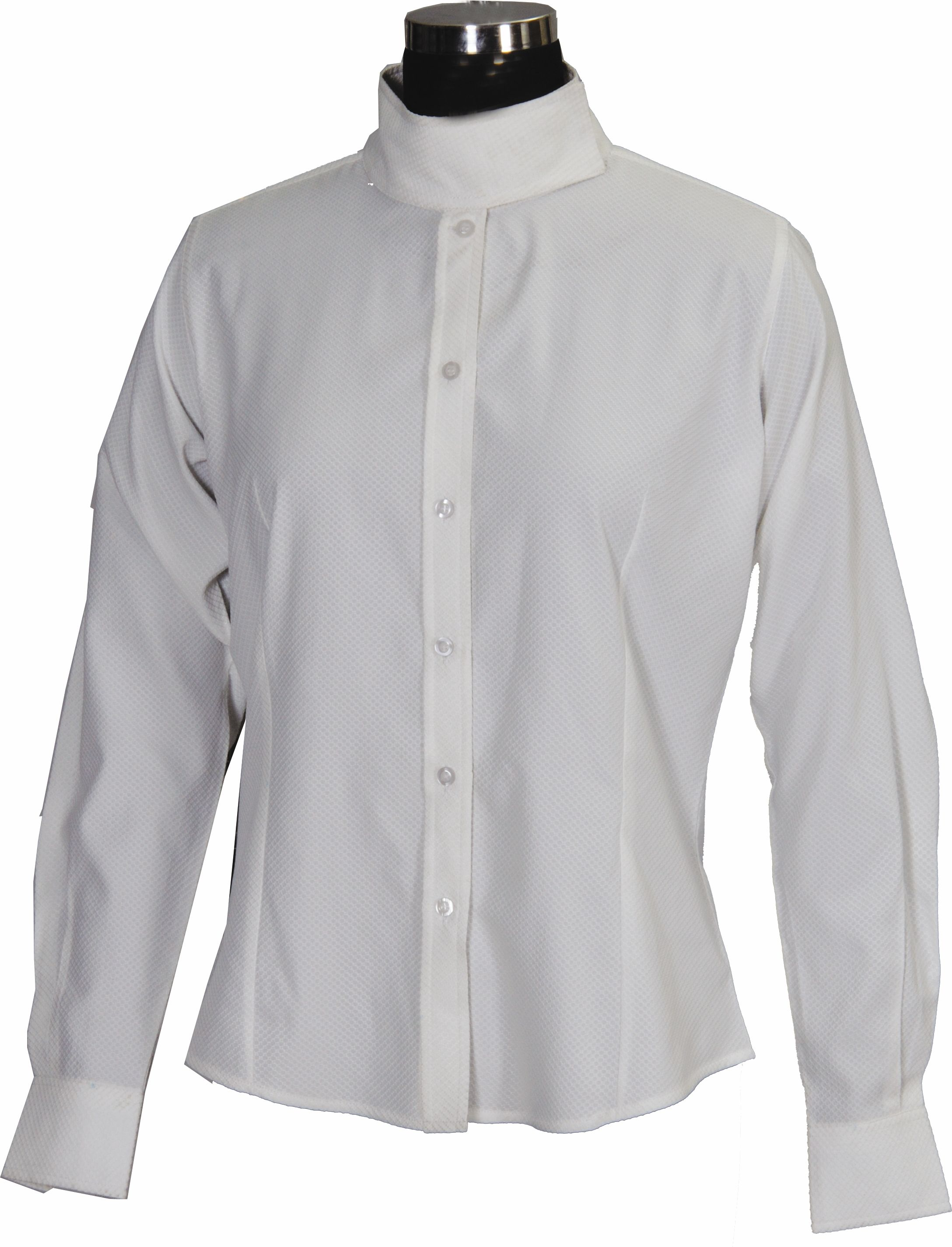 Tuffrider Ladies Zoe CoolMax Show Shirt