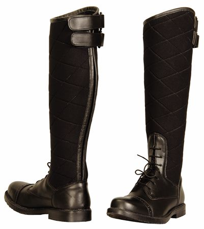 Tuffrider Ladies Alpine Quilted Winter Field Boot