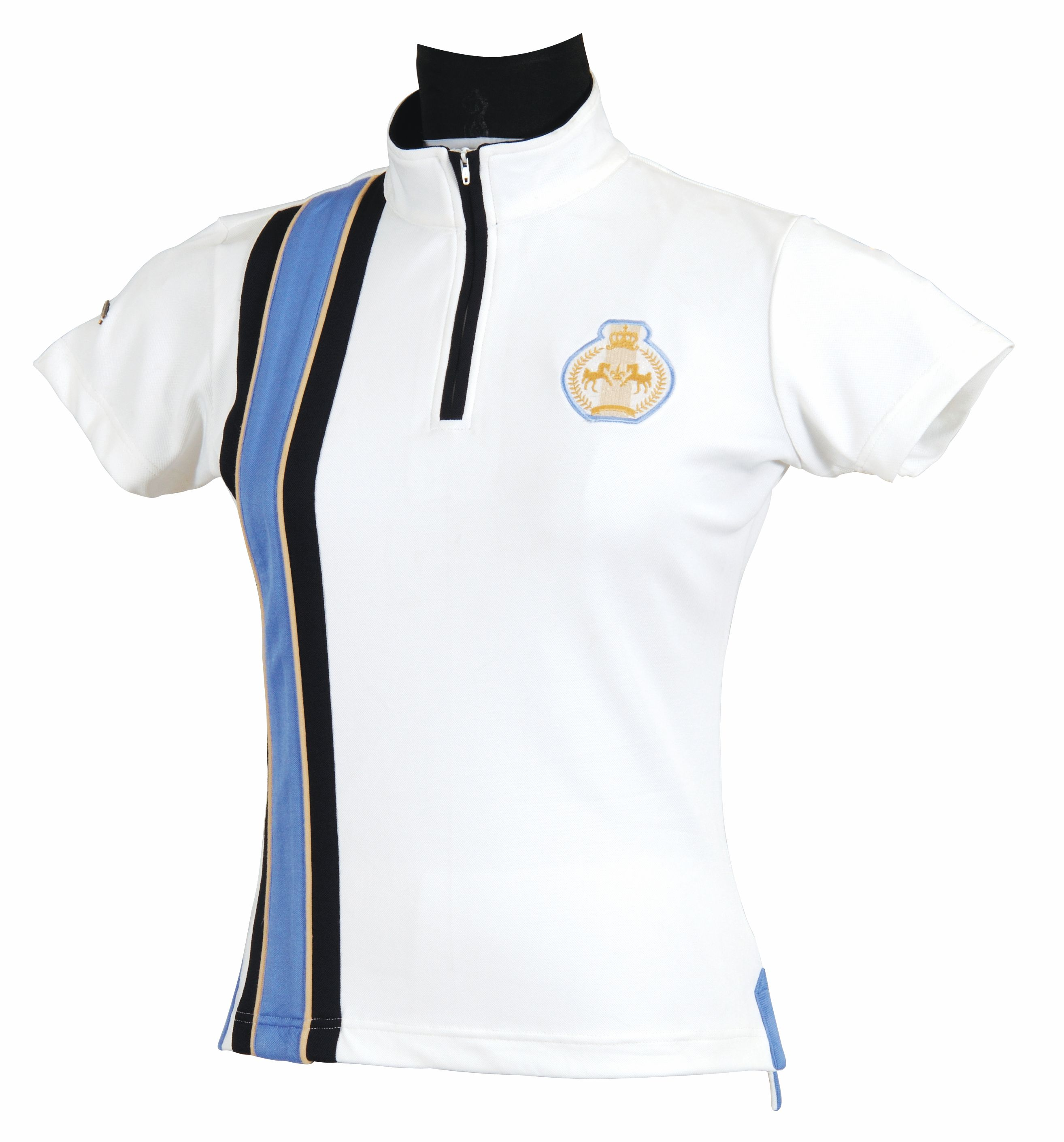 Equine Couture Ladies Hadley Short Sleeve Shirt