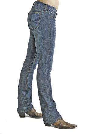 Stetson Straight Leg Jean - Ladies