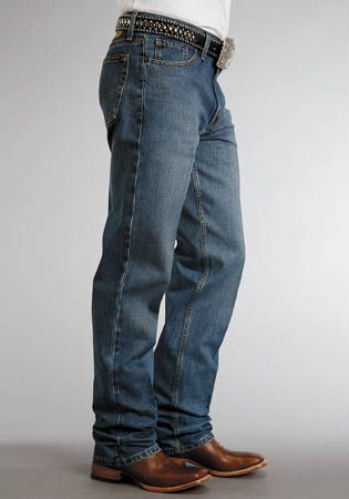 Stetson 1520 Fit Classic Jeans - Mens