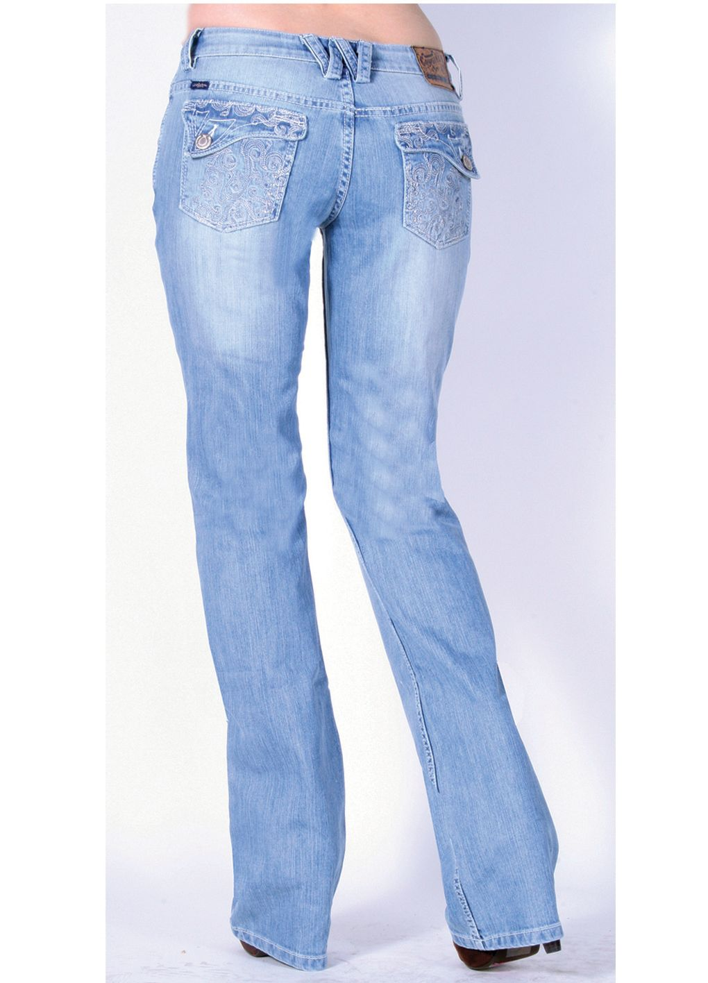 Cowgirl Up Taylor Jeans