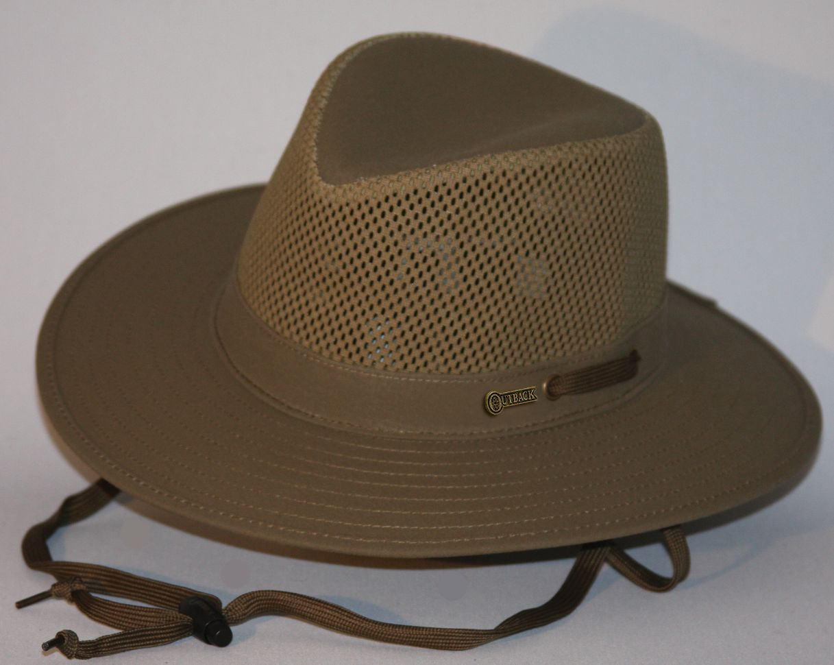 Outback Trading River Guide Hat with Mesh