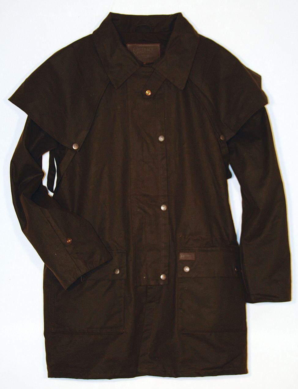 Outback Trading Unisex Bush Ranger Jacket