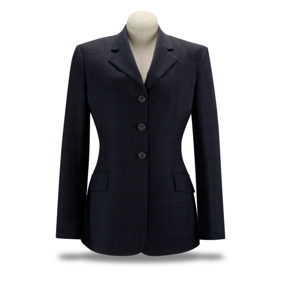 RJ Classics Ladies Plus Size Essential Show Coat