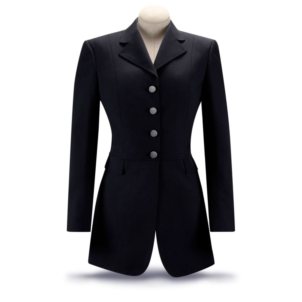 RJ Classics Ladies Plus Size Essential Dressage Frock Coat
