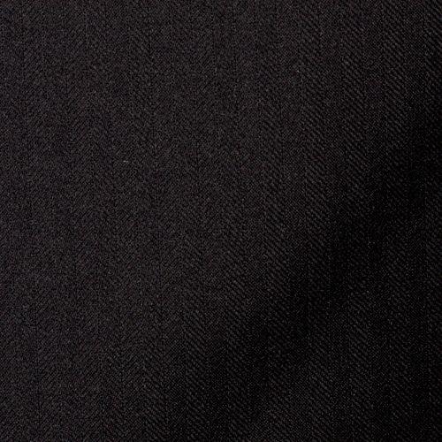 RJ Classics Essential Washable Show Coat - Mens, Black Herringbone