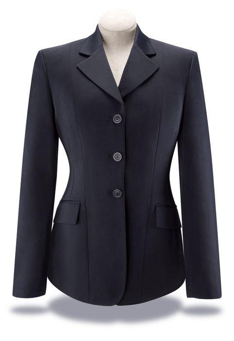 RJ Classics Xtreme Softshell Show Coat - Girls, Navy