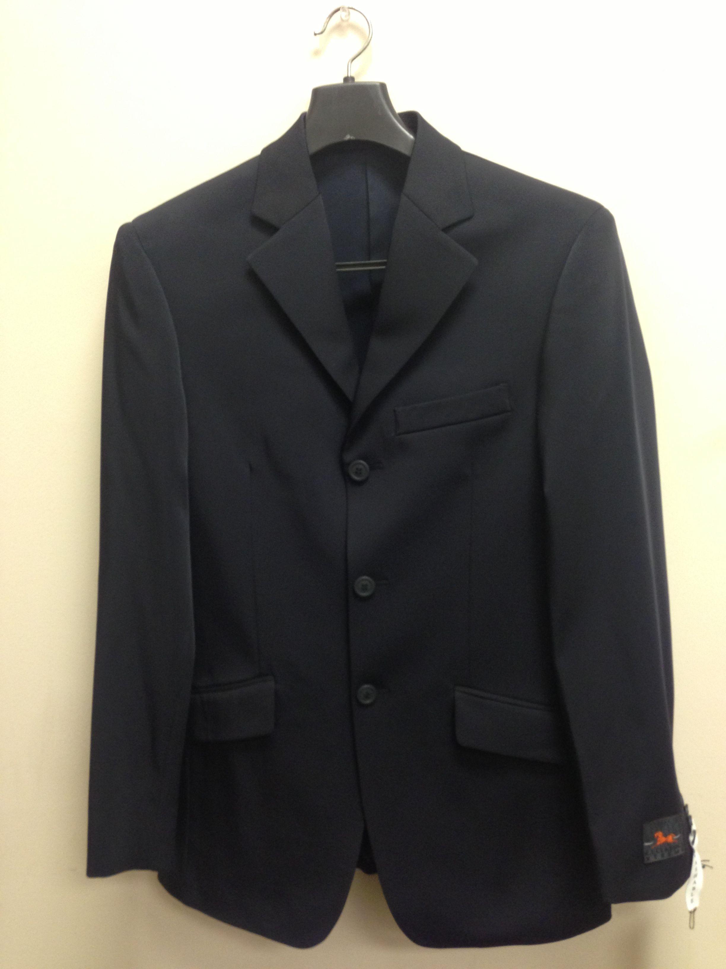 RJ Classics Xtreme Softshell Show Coat - Mens, Navy