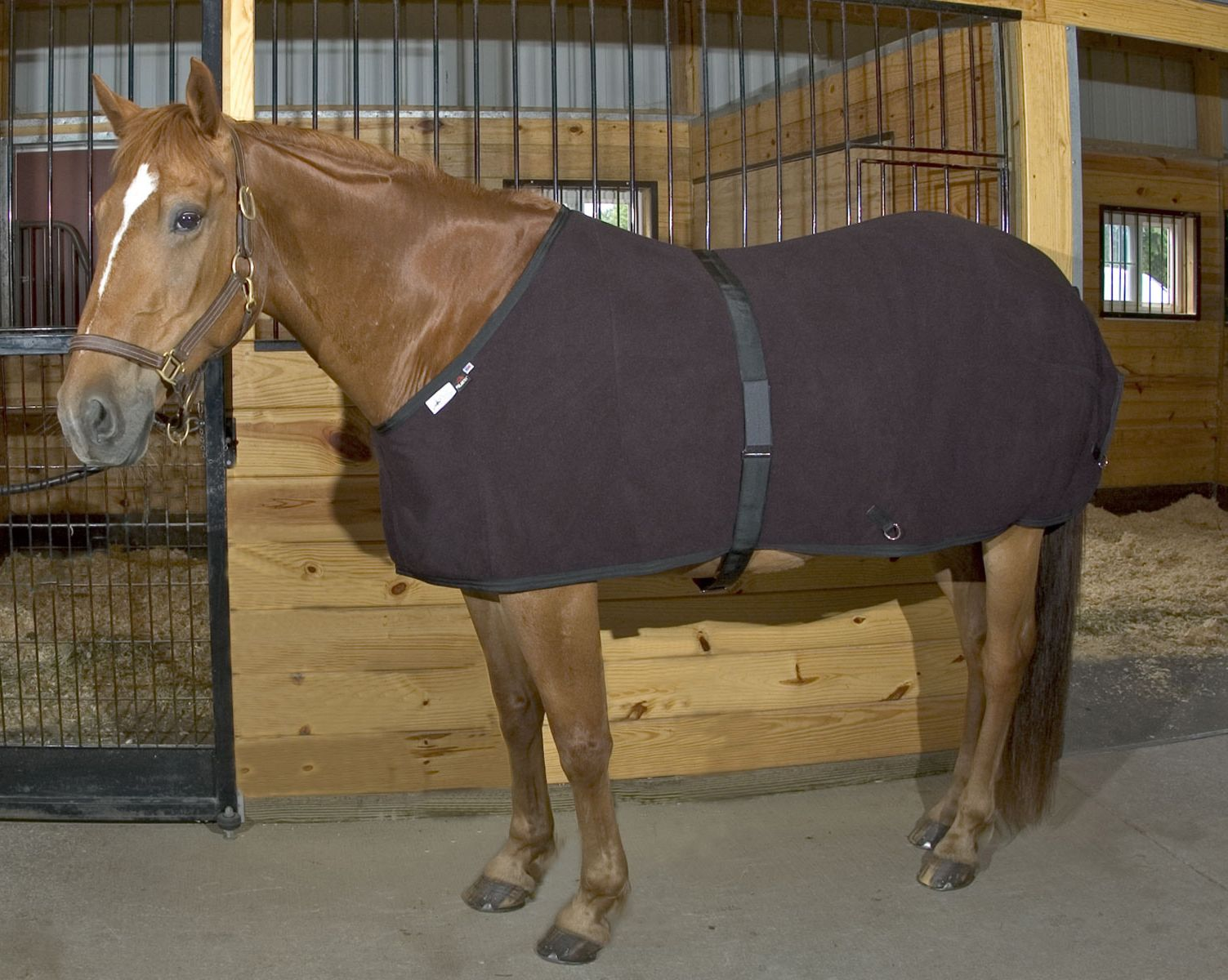 Saratoga Horseworks Deluxe PolarTec Horse Blanket Liner
