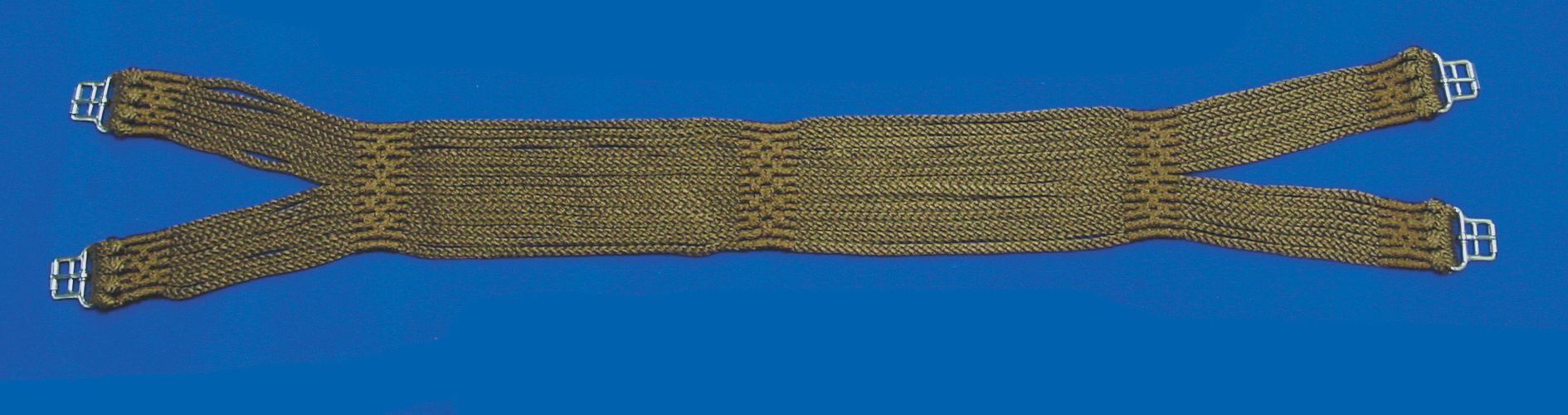 Stubben Long Corded Girth