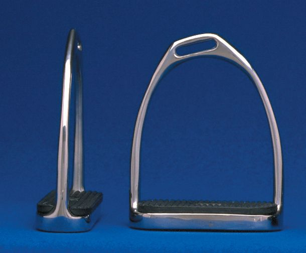 Stubben Fillis Offset Stirrup Irons