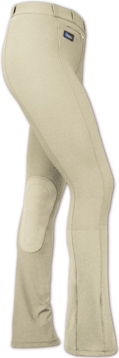 Irideon Women's Issential Knee Patch Boot Cut Breech