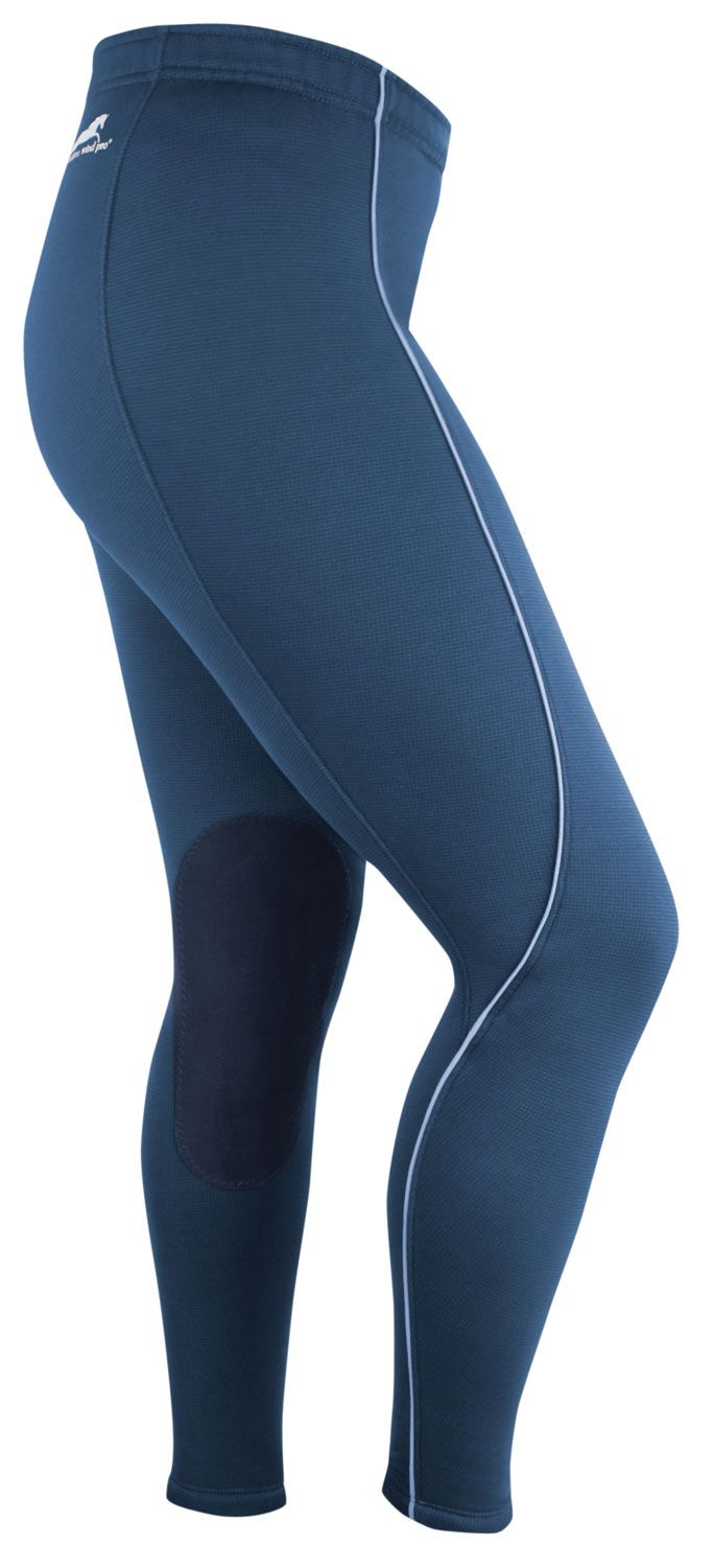 Irideon Ladies Wind Pro Full Seat Piping Hot Breeches