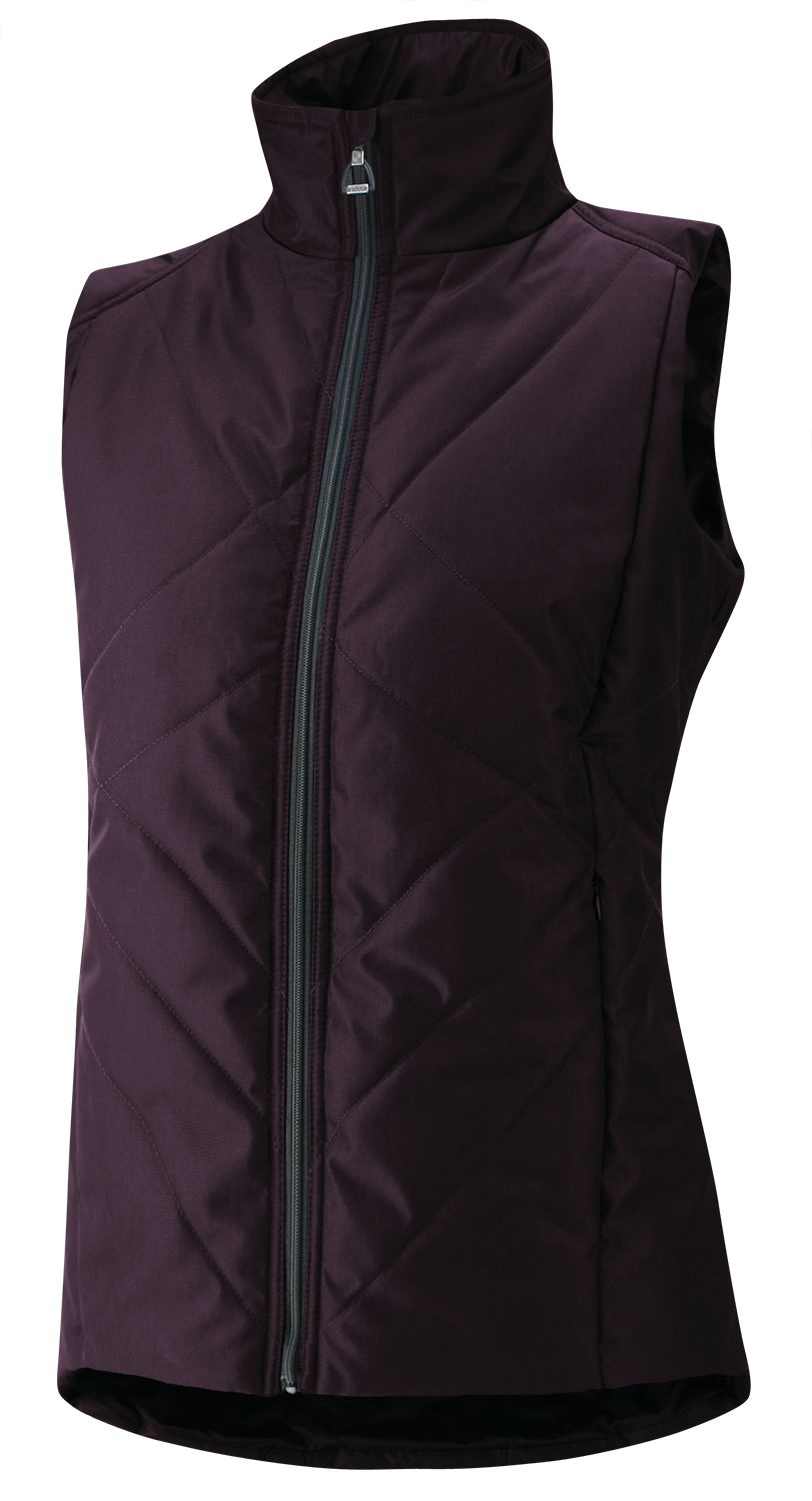 Irideon Ladies' Crossrail Quilted Vest